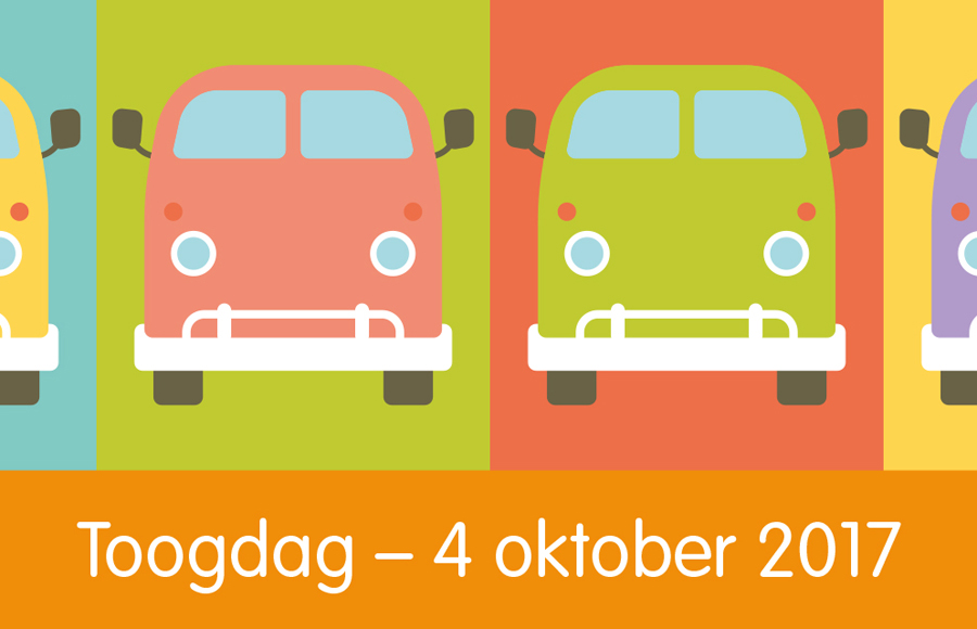 Toogdag 4 oktober; Hit the road